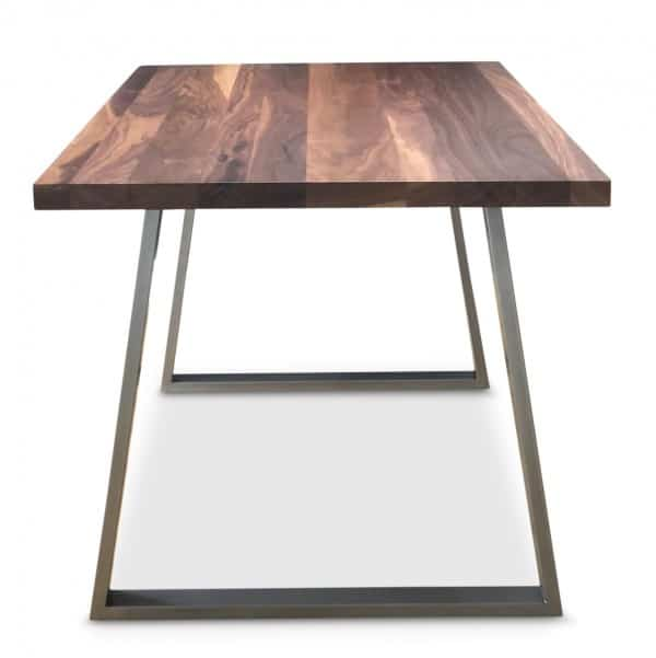 Cairo Solid Walnut Dining Table