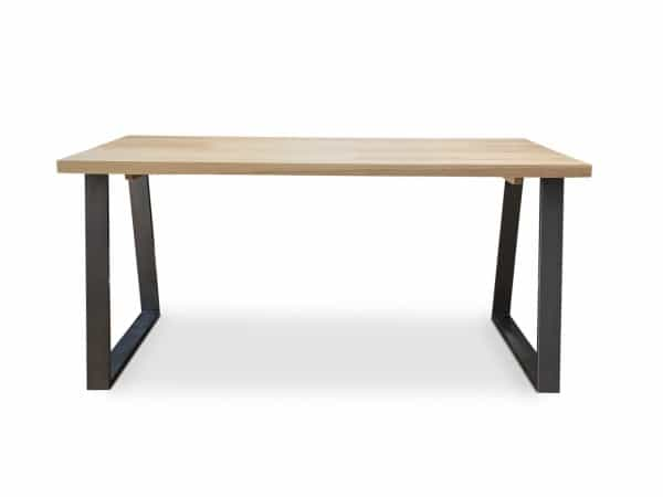 Cairo Clear solid Ash dining table side