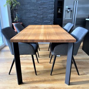 Florence Solid Oak Dining Table